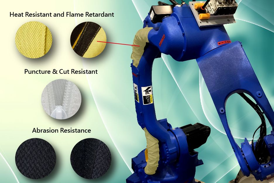 ROBOT ARM COVERS