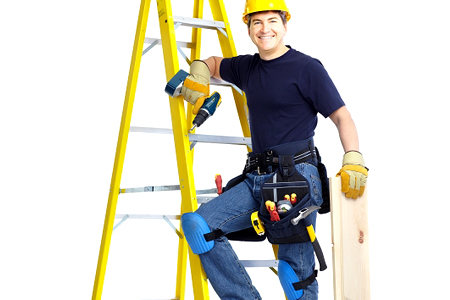 Home improvement: knee pads, work gloves, and other safety gear
