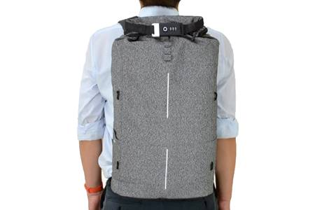 Self-protection: stab resistant vest, anti-theft bags